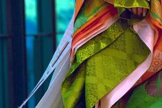 Japanese ancient kimono -jyuni hitoe-