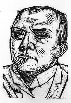 Max Beckmann German Expressionist Painter