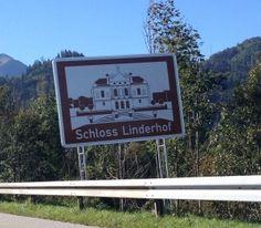 Reise durch den Schilderwald