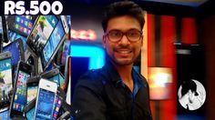 Chor Bajar & YouTUBE Space Mumbai #Vlog 1