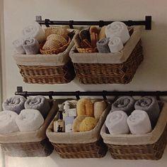 Pottery Barn Hannah Basket Wall System