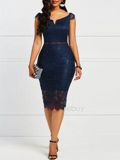 Sexy Women Dress Lace Hollow Backless Elegant Party Chic Retro Dress Black White Lace Dresses Plus Size - 3 XL Short African Dresses, Latest African Fashion Dresses, African Print Fashion, Dress Fashion, Latest Fashion, Cheap Fashion, Trendy Fashion, Fashion Trends, Elegant Dresses