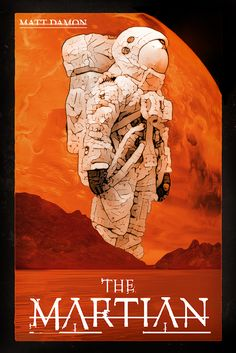 The Martian by Brian Jaramillo