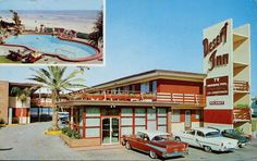 Desert Motel, Daytona Beach, Florida