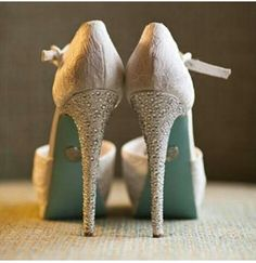 Sparkle and shine in 5inch heels