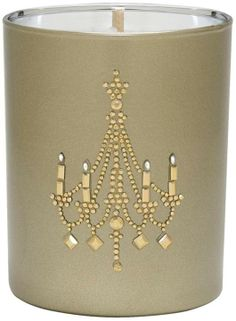 Chandelier 4 1/4-Inch-H Vintage Icon Scented Candle #interior_design #home_accessories See more http://www.eurostylelighting.com/home+accessories-category/search.htm