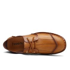 Handmade Men's Leather Shoes