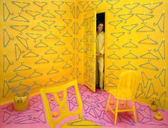 Hangers,  by Sandy Skoglund