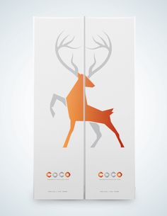 Coco Vodka by Josip Kelava, via Behance