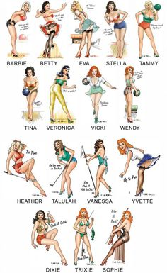 Pin Up Girls Tattoo Meaning and Designs - Tattoos - Zimbio
