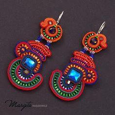 margita radziewicz's elemento soutache earrings