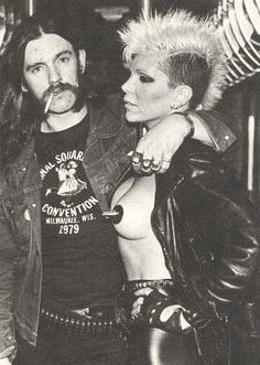 God and Wendy O. Williams!