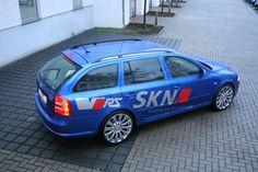 SKN Skoda Octavia RS 2.0TDI (1Z)