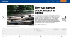 Make report history come to life with timelines. Interactive Timeline, The Deed, Outdoor School, School Programs, Infographics, History, How To Make, Life, Historia