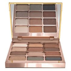 <p>Celebrate 20 years of Stila with their Eyes are the Window shadow palettes, curated with 12 beautiful eyeshadows housed in a luxurious jewellery-inspired case. </p><p></p>