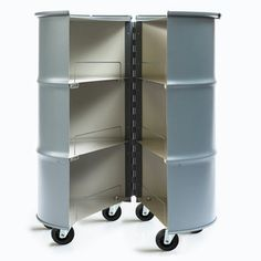 Bar Barrel - recycled oil drum, comes in various colours                                                                                                                                                     Mais