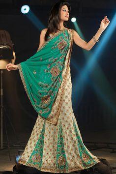 Indian Saree Style