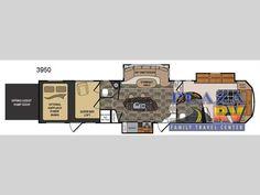 120 best trailer floor plans images 5th wheel rv 5th wheels for rh pinterest com