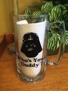 Star Wars beer mugs.