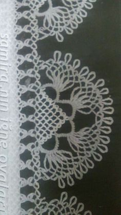 This Pin was discovered by HUZ Needle Lace, Needle And Thread, Sew In Body Wave, Bob Weave, Frontals Sew In, Lace Art, Lacemaking, Point Lace, Crochet Borders
