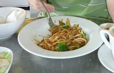 Vegan Chow Mein from the Loving Hut, Brighton
