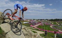 Mtb, 2012 Summer Olympics, Olympic Champion, Cross Country, Mountain Biking, Biker, Bicycle, Biking, Bicycles