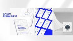 2018 portofolio_UI/UXpart 1_airlayer app - 브랜딩/편집, UI/UX App Ui, Ui Ux Design, Diagram, Branding, Brand Management, Identity Branding