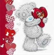 tatty teddy christmas - Google Search                                                                                                                                                                                 More