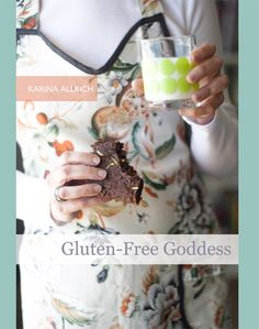 The Gluten-Free Goddess eBOOK: best loved recipes is now available @ iTunes : a bright, concise, beautiful presentation of my favorite gluten-free dairy-free recipes.