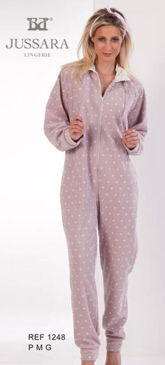 Pijama feminino Bordados Jussara 1248
