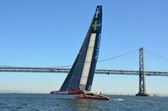 AC 72. The new kid on the block for Americas Cup Sailing