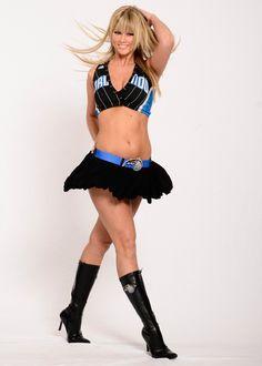 Orlando Magic Dancer Lyndsay