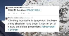 osCurve News: Nepal earthquake: BBC man describes how he survive...