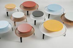Secreto coffee table - design Lorenz/Kaz