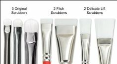 Creative Mark Ultimate Scrubber Brush Set of 7 by Creative Mark. $28.18. CREATIVE MARK ULTIMATE 7 BRUSHSCRUBBER SET