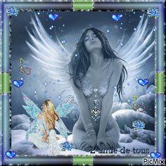 Magnifique KDO elfique de NOTRE AMIE A TOUS...