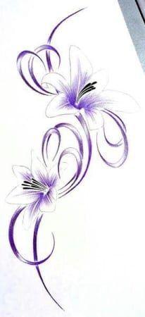 Blumen Tattoo - 06.04.2015 20:55:00 - 3