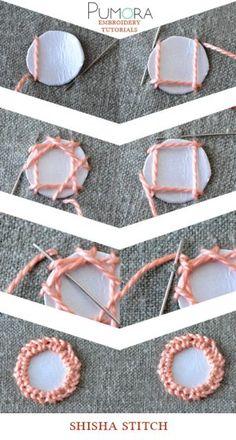 Αποτέλεσμα εικόνας για pumora embroidery tutorial