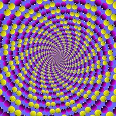 Akiyoshi Kitaoka - Eye ball spirals