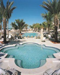 Ritz Carlton Sarasota - eager to arrive
