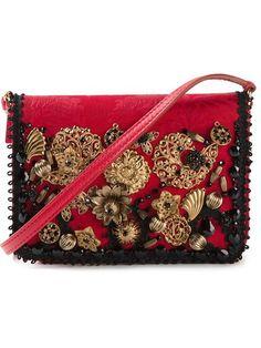 Dolce & Gabbana - 'lily Twist' Passementerie Shoulder Bag