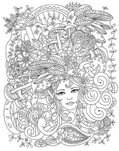 People Coloring Pages, Colouring Pages, Adult Coloring Pages, Coloring Books, Animal Drawings, Cute Drawings, Christmas Coloring Sheets, Christmas Colors, Projects To Try