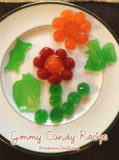 Gummy Candy Recipe on Yummly. @yummly #recipe