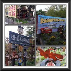 Cars Land!  Go see Mayder!  #Disneyland #Disney #CarsLand