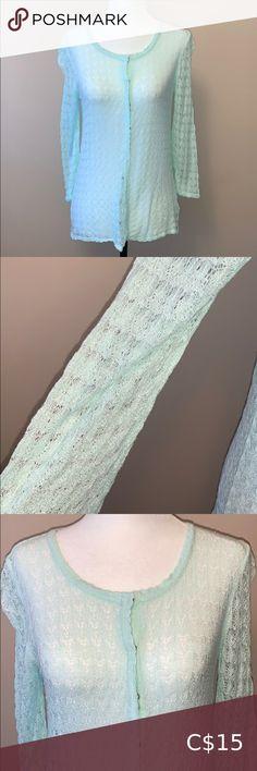🌸 4/$30 [ZARA] Turquoise Cardigan (L) Zara Cardigan size large. In great condition! Zara Sweaters Cardigans Flowy Beach Dress, Turquoise Cardigan, Zara Cardigan, Cropped Knit Sweater, Blue Tie Dye, Crochet Fashion, Cardigans, Sweaters For Women, Teal Cardigan