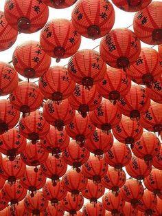 red lanterns with black calligraphy. Inuyasha Anime, Red Color, Color Pop, Ronin Samurai, Dia Kurosawa, Kubo And The Two Strings, Art Asiatique, Natsume Yuujinchou, Red Lantern
