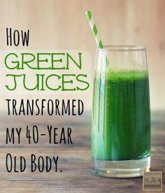 How Green Juices Transformed My 40-Year Old Body   KansasCityMamas.com