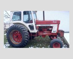 1973 International 1066 Tractor  http://www.heavyequipmentregistry.com/heavy-equipment/13638.htm