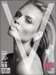 Natasha Poly for V Magazine - Their masthead always has the same placement regardless of their cover image, interesting to look through Fashion Magazine Cover, Cool Magazine, Fashion Cover, Fashion Shoot, Magazine Covers, Natasha Poly, Top Models, Editorial Photography, Fashion Photography