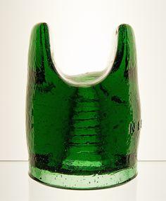 CD 267.5, N. E. G. M. CO., Emerald Green by monon738, via Flickr Old Bottles, Antique Bottles, Antique Glass, Electric Insulators, Glass Insulators, Wood Shop Projects, Weather Vanes, Isolation, Vintage Keys